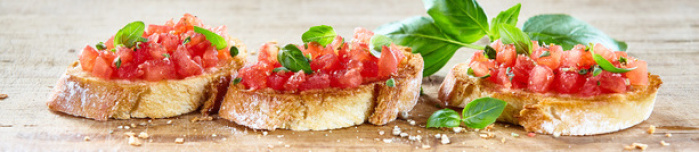 Catering Fingerfood Bruschetta